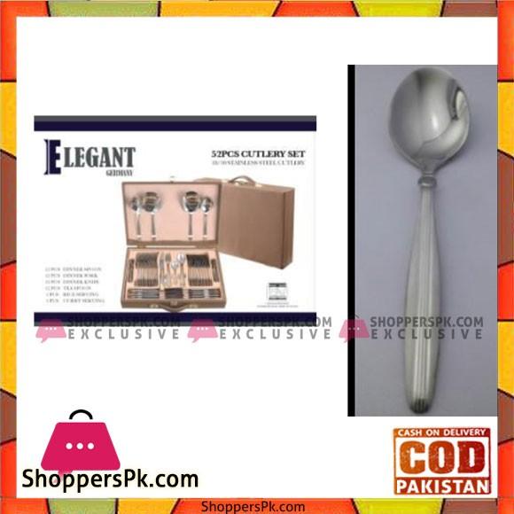Elegant 52Pcs Cutlery Set – EL52B12
