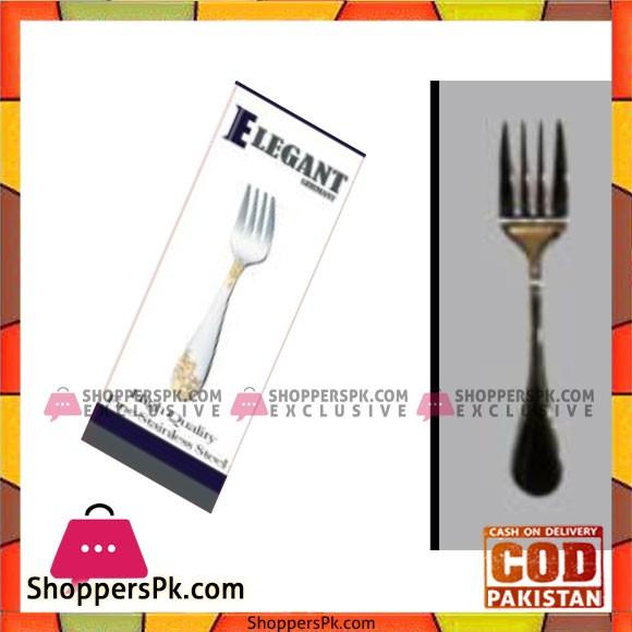 Elegant 6Pcs Lining Fork - EL74 G