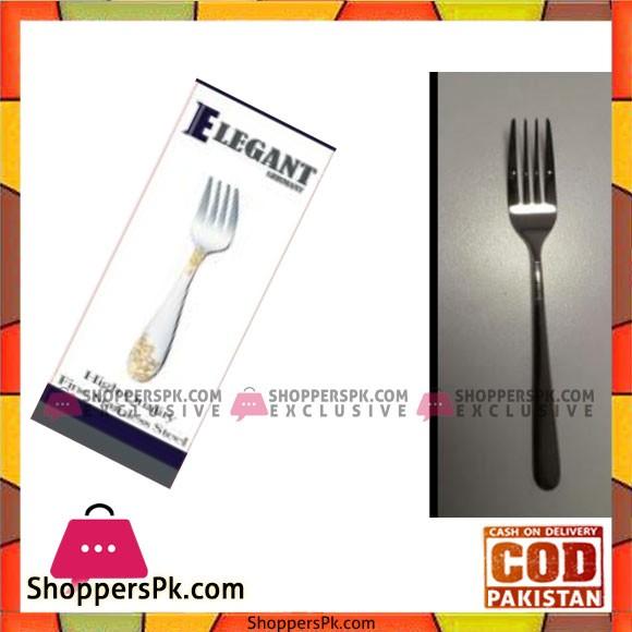 Elegant 6Pcs Lining Fork Set - EL68 S