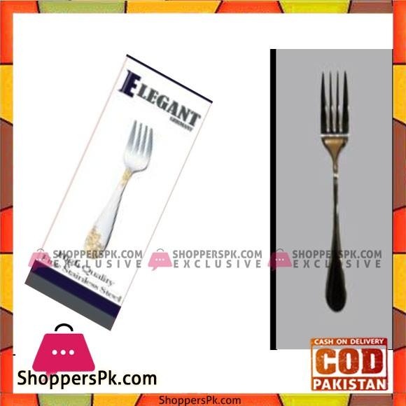 Elegant 6Pcs Ubase T-Fork Set – EL62 S