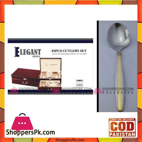 Elegant 84Pcs Cutlery Set – EL84W11
