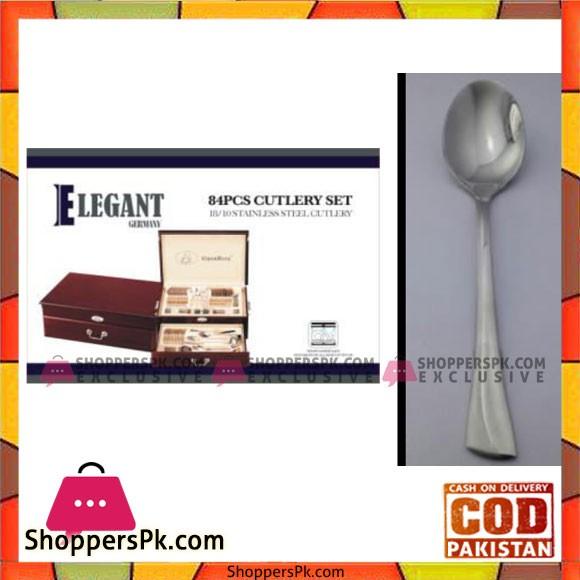 Elegant 84Pcs Cutlery Set - EL84W04