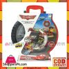 Garage Playset Toy Car Race Tracks with Die Cast Mcqueen Car & Plane