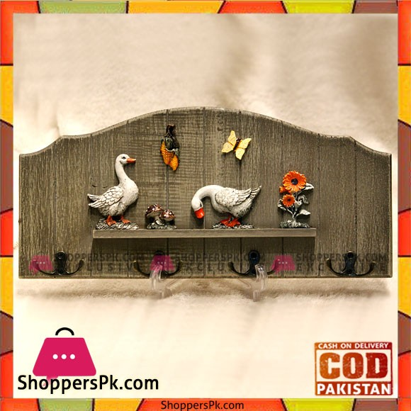 Home Decorative High Quality Wooden Key Holder