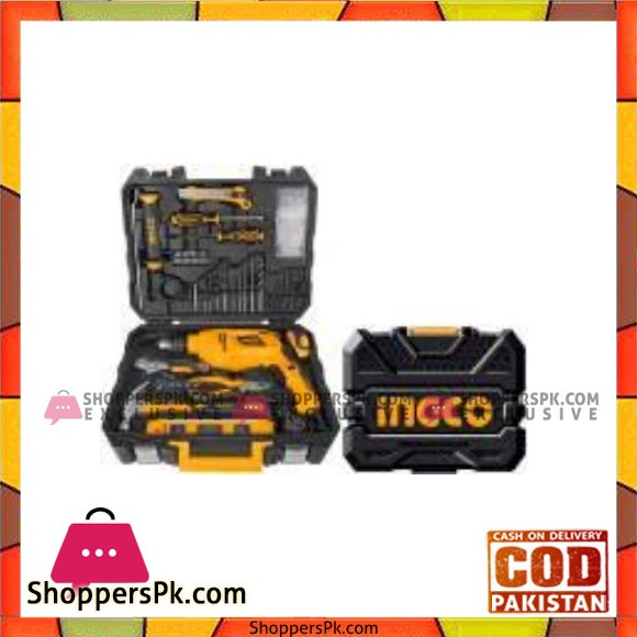 INGCO 101 Pcs Tools Set - HKTHP11022
