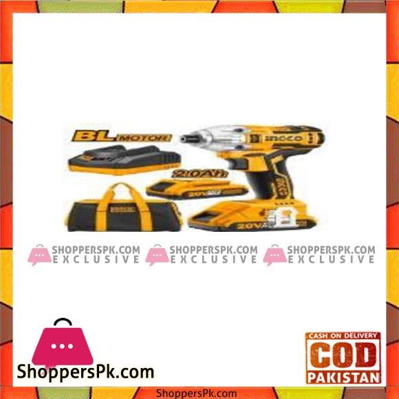 INGCO 20V CIRLI2002 battery screw driver - CIRLI2002