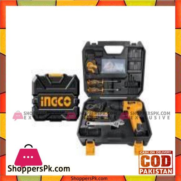 INGCO 76 Pcs Tools Set - HKTHP10761