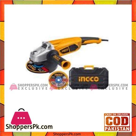 INGCO Angle Grinder - AG23508-1