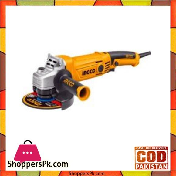 INGCO Angle grinder - AG10108