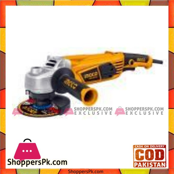 INGCO Angle grinder - AG14008