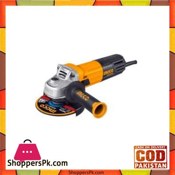 INGCO Angle grinder - AG8508