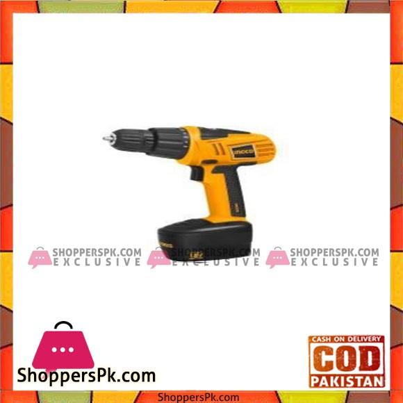 INGCO Cordless Drill - CDT08180