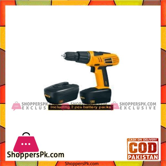 INGCO Cordless Drill - CDT081802