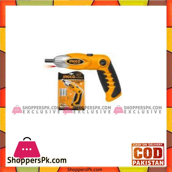 INGCO Cordless screwdriver -CS0848