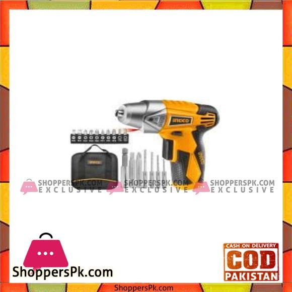 INGCO Cordless screwdriver - CS1848