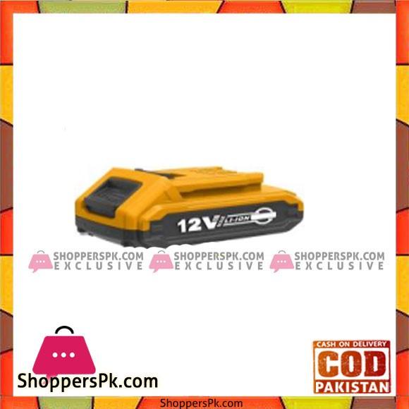 INGCO Lithium-Ion battery pack 12V - FBLI12151