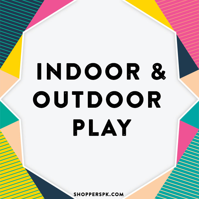 Indoor & Outdoor Play in Pakistan
