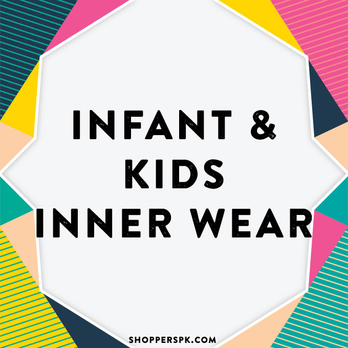 Infant & Kids Inner wear