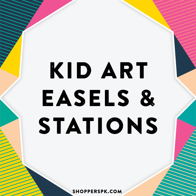 Kid Art Easels & Stations in Pakistan