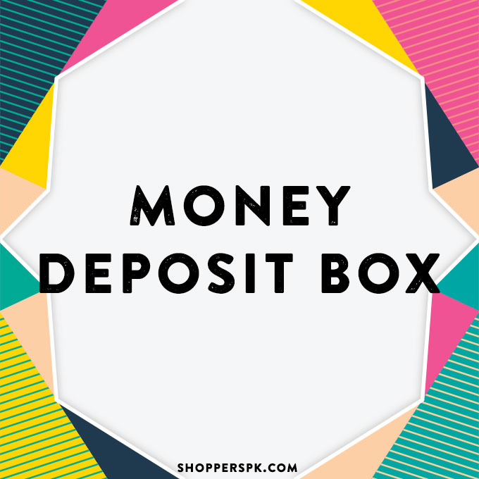 Money Deposit Box in Pakistan