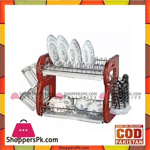 Multifunctional Plate Rack