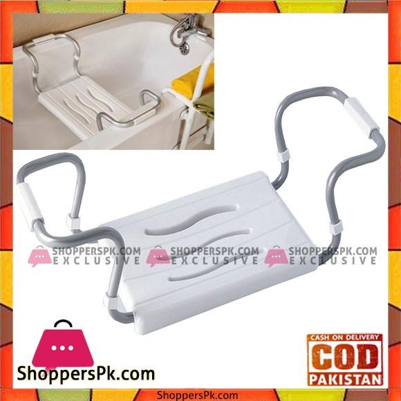 Primanova Aluminium Frame Bath Seat Load- Up to 150 kg Turkey Made KV01-01
