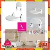 Primanova Folding Wall Mounted Shower Seat White Turkey Made KV07-01