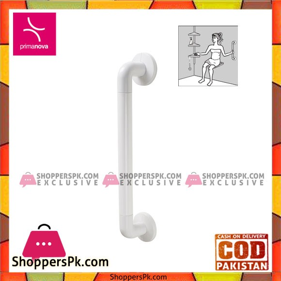 Primanova Safety Grip for Shower Bathroom and WC 460MM Length 46 cm Turkey MadeKV10-01