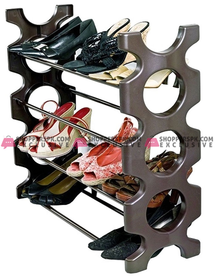 Primanova Shoes Rack 12 Pairs of Shoes Turkey Made