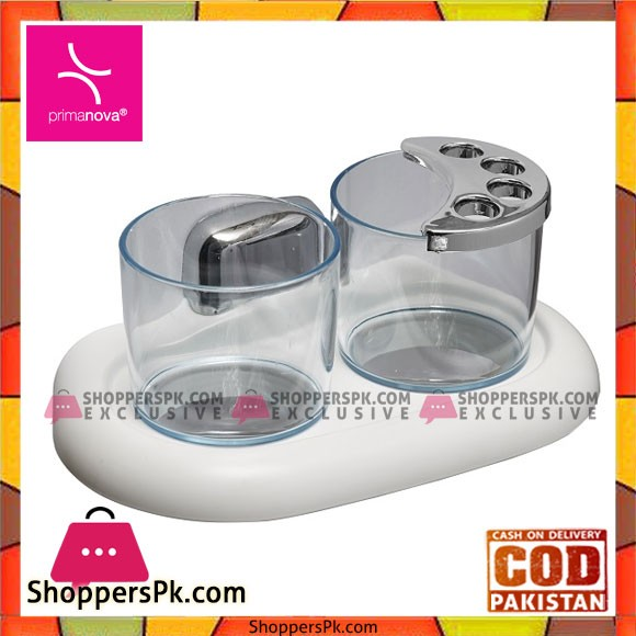 Primanova Toothbrush Cup and Tumbler Turkey Made24013