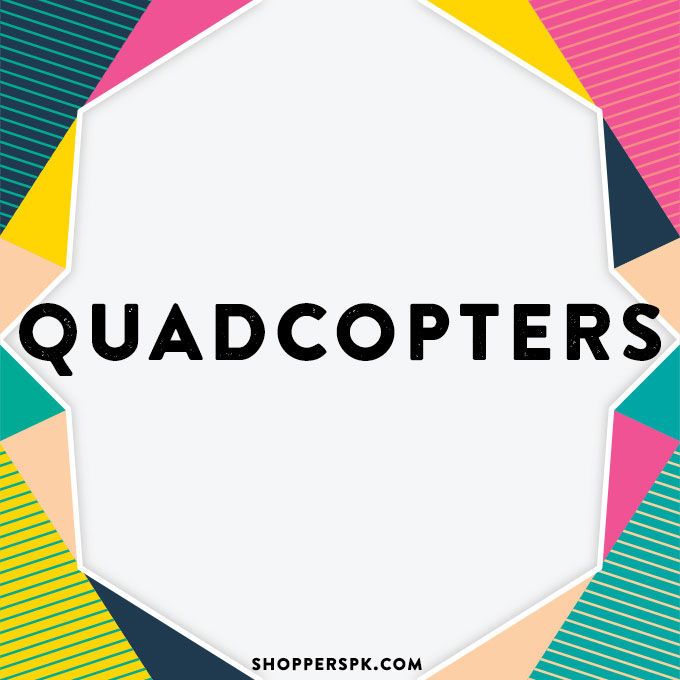 Quadcopters in Pakistan