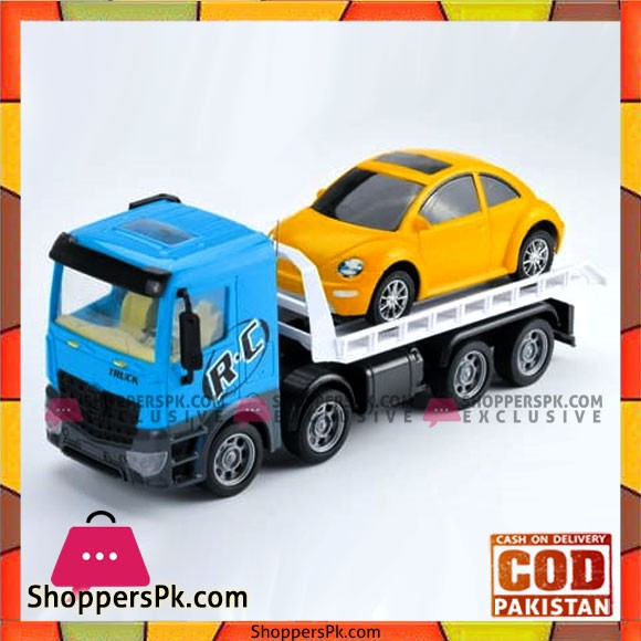 Remote Control City Truck Toy For Kids
