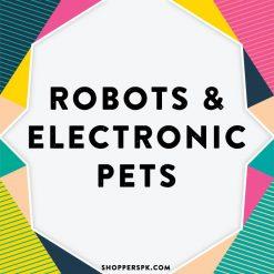 Robots & Electronic Pets