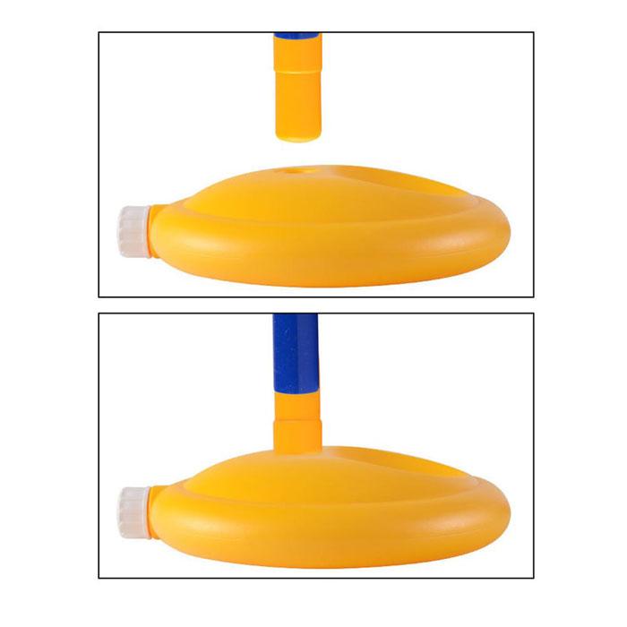 Ronshin Height Adjustable Basketball Stand Set