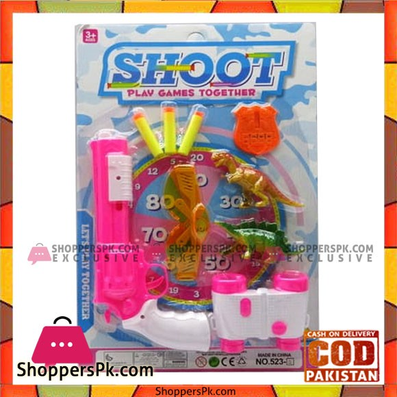 Shoot Play Game Together
