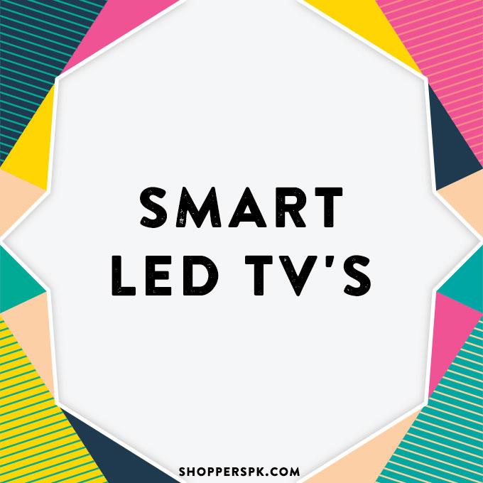 Smart LED Tv's
