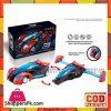 Spiderman Toy Car