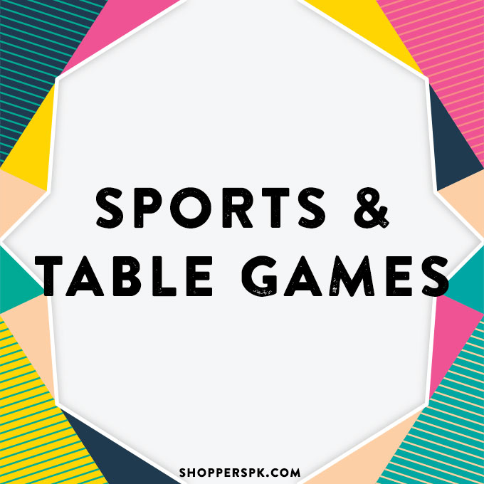 Sports & Table Games in Pakistan