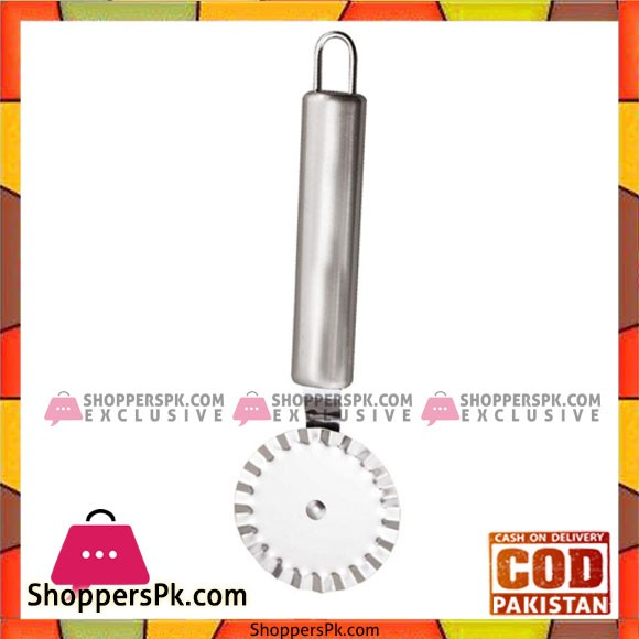 Stainless Steel Pizza Cutter & Wheels Handheld