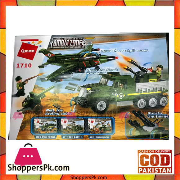 Buy Tactical Espionage Action Combat Zone Toy Set For Kids At Best Price In Pakistan