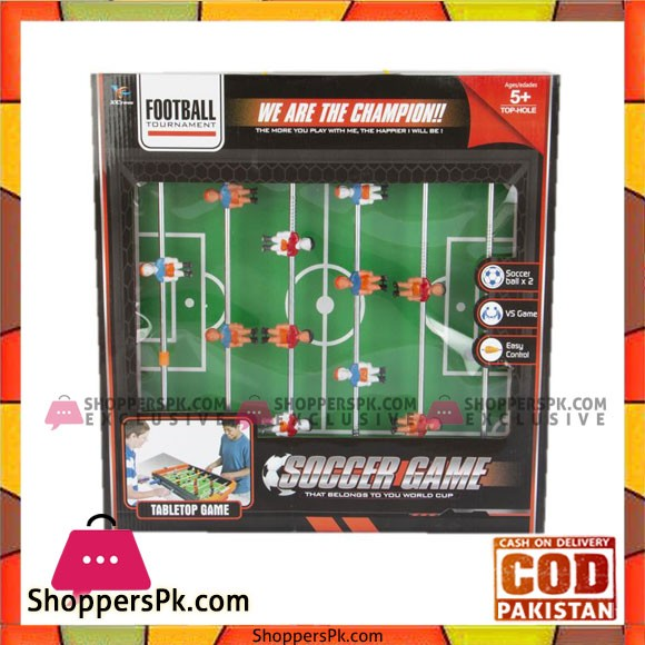 The Toy Ville Tabletop Football Game, Soccer Game