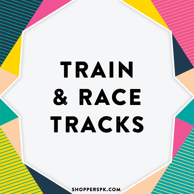 Train & Race Tracks in Pakistan