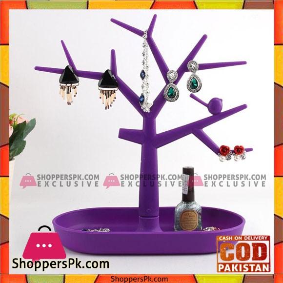 Tree Jewelry Organizer