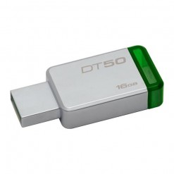 Kingston 16GB DataTraveler 50 USB 3.0 Flash Drive (DT50/16GBFR)