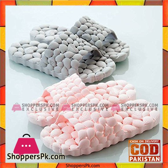 Bathroom Slippers Anti-Slip Soft Ground 3025