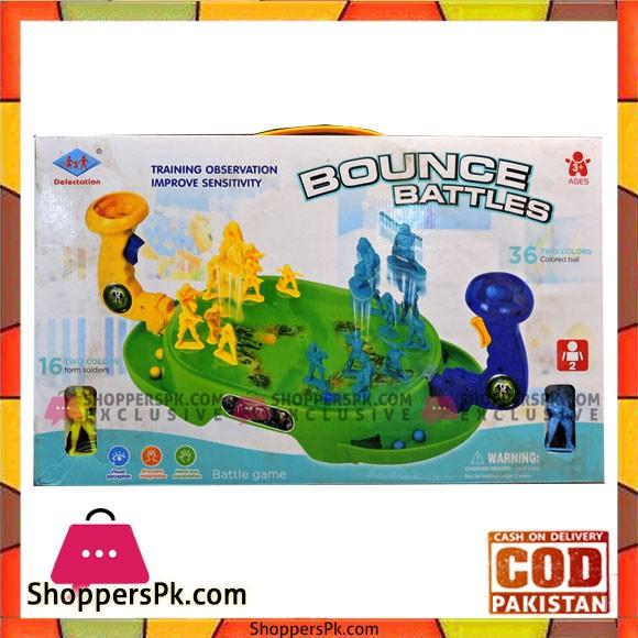 Board Game Bounce Battles - 6101