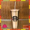 Starbucks Straw Bottle Cold Cup Coffee Tumbler & Water Bottle