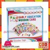 Early Education Wooden Card Game