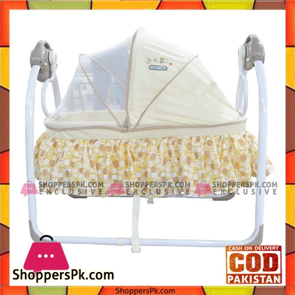 Electric Automatic Baby Cradle Swings With Remote Control