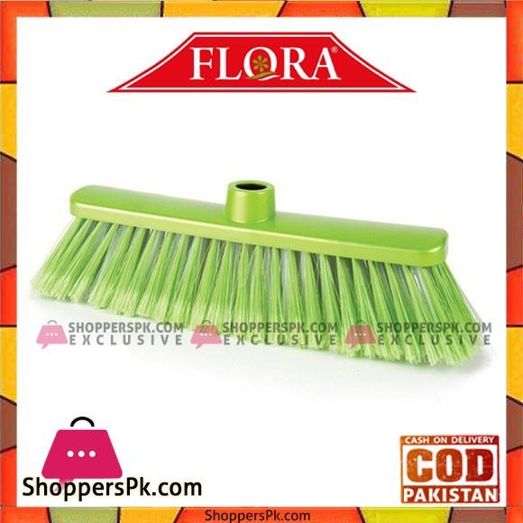 Flora Straight Head Floor Brush Hard